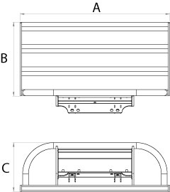 Mini Vibratory Roller Dimensions