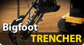 Compare bigfoot trenchers