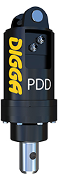 Digga Premium Auger Drives - PDD