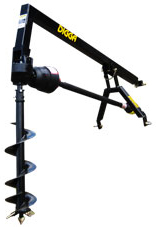 Digga Rear Mounted Post Hole Digger - 3 Point Linkage