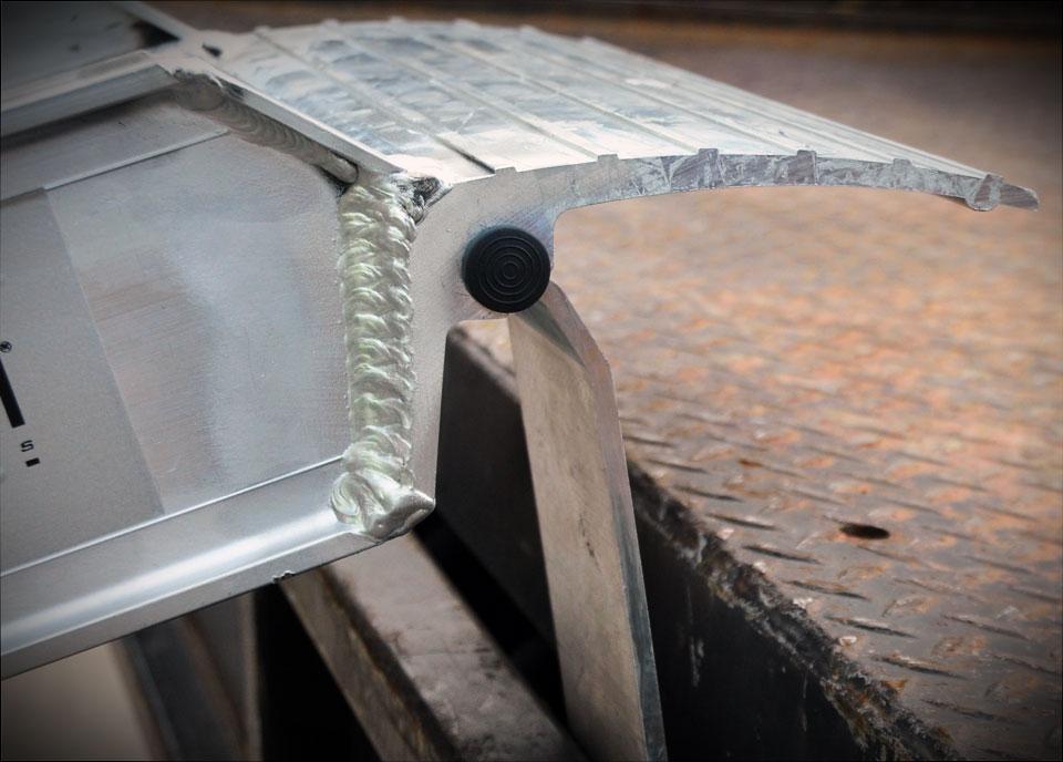 Ezi-loada - Aluminium Loading Ramps
