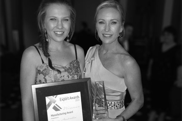 Digga Australia - Gold Coast Business Excellence Award