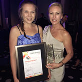 Digga Australia - Winner of the Qld Manufacturing Exporter of the year award - 2014