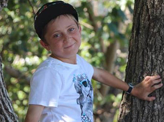 Digga Australia and Telstra help Chase's Wish Come True
