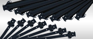7 lengths of auger extensions available - Digga Australia